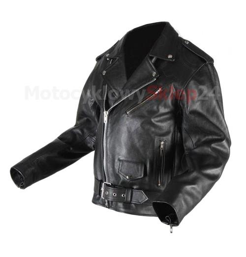 727929022f535 KURTKA Motocyklowa SKÓRZANA DAMSKA - ADRENALINE ROCK LADY - Sklep ...