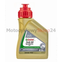 Castrol Fork Oil Synthetic 5W - 500ml