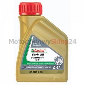 Castrol Fork Oil Synthetic 10W - 500ml