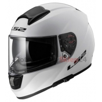 KASK MOTOCYKLOWY LS2 FF397 VECTOR SOLID WHITE - BLENDA